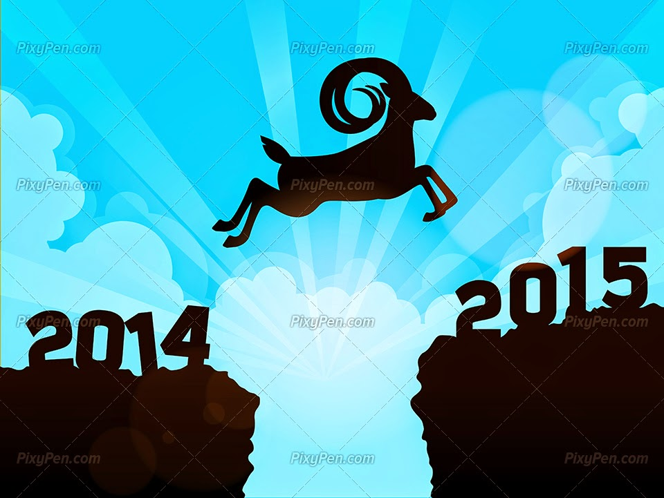 New Year 2015 Greeting Wishes