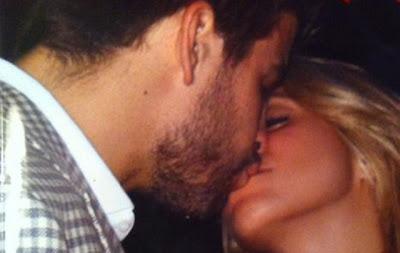 Fotos de Gerard Piqué e Shakira 3