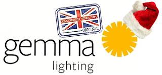 Gemma Lighting UK LED lighting manufacturer Christmas logo