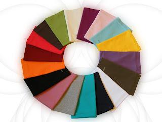 Różne kolory pasa Hippsy