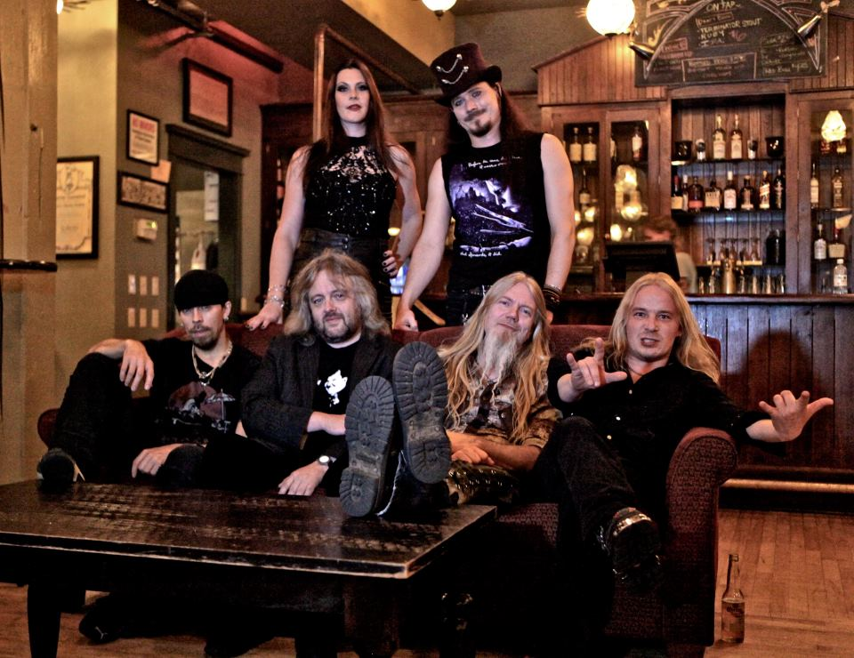Rockfile radio rock files nightwish ghost love score for Floor nightwish