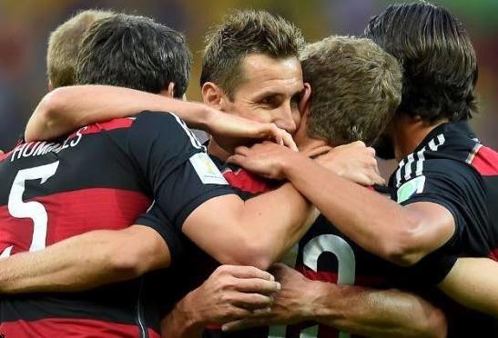 Jerman Vs Brazil 7-1