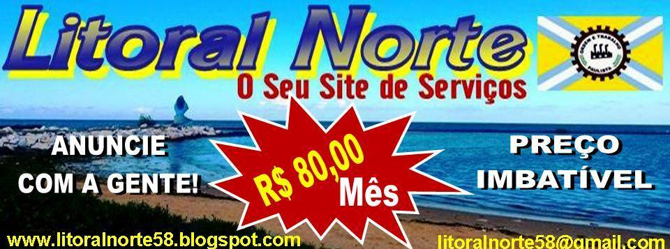 LITORAL NORTE - SEU SITE DE SERVIÇOS