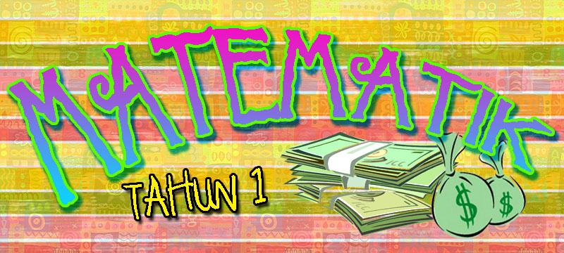 .:: Matematik Tahun 1 ::.