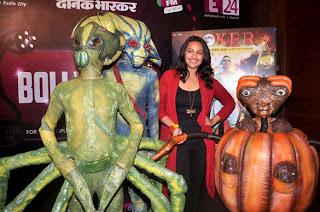 Sonakshi Sinha's Joker Movie Promotion with Aliens