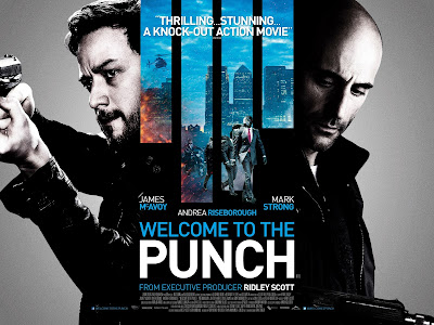 Welcome to the Punch 2013   