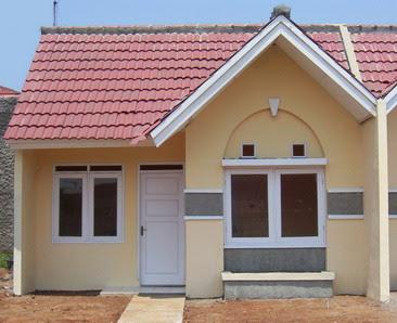 Contoh rumah sederhana murah