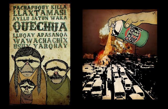 QUECHUA  -  COMBI KILLER