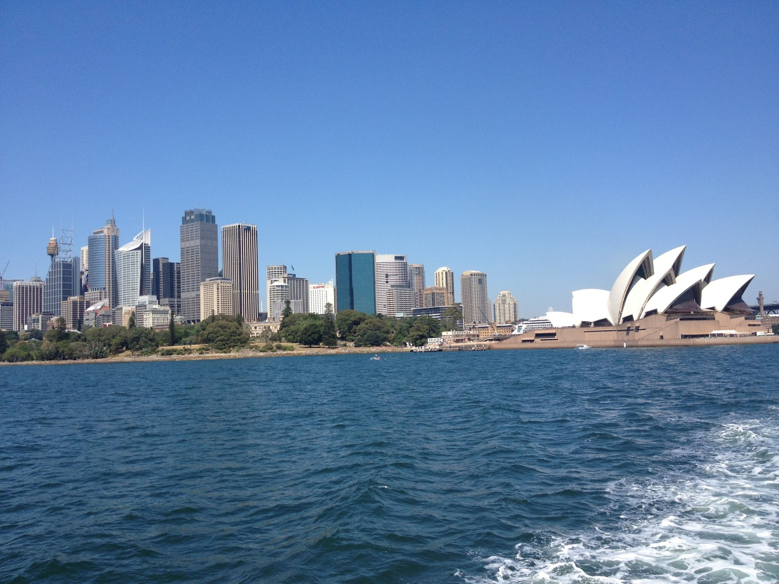 I Went To Sydney To Find P. Sherman 42 Wallaby Way