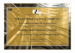 PREMIO INTERNACIONAL ADDIP
