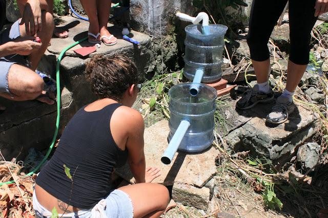 ideias para reutilizar um garrafão de água