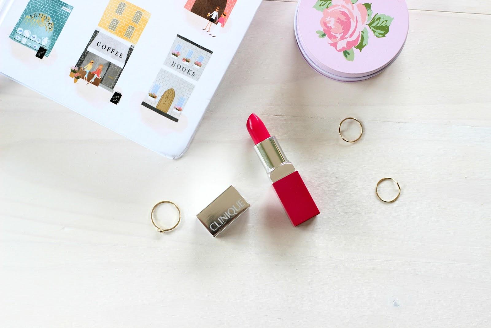 Clinique Punch Pop Lipstick