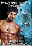 Paranormal Romance RC 2012