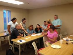 August 2013 Program Meeting