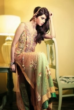 Tena Durrani Bridal Suits 2014