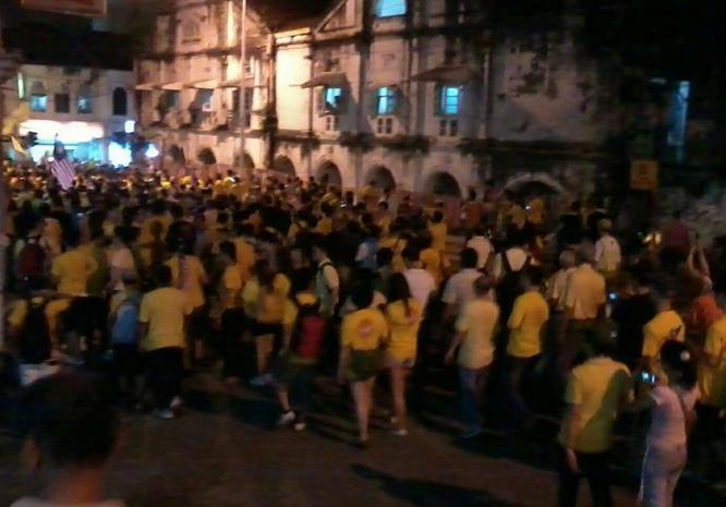 Janji%2Bbersih%2B1 Terkini: Himpunan Janji Bersih di Dataran Merdeka