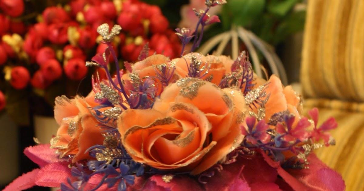 bunga indah seserahan kotak cincin cantik untuk pernikahan
