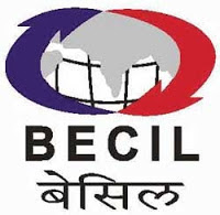 Broadcast Engineering Consultants India, BECIL, Uttar Pradesh, 12th, becil logo