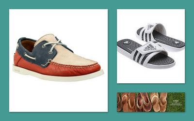 Timberland, Adidas, American Eagle