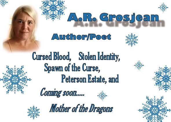 Amber Rigby Grosjean, Author