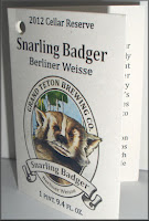Snarling Badger info card
