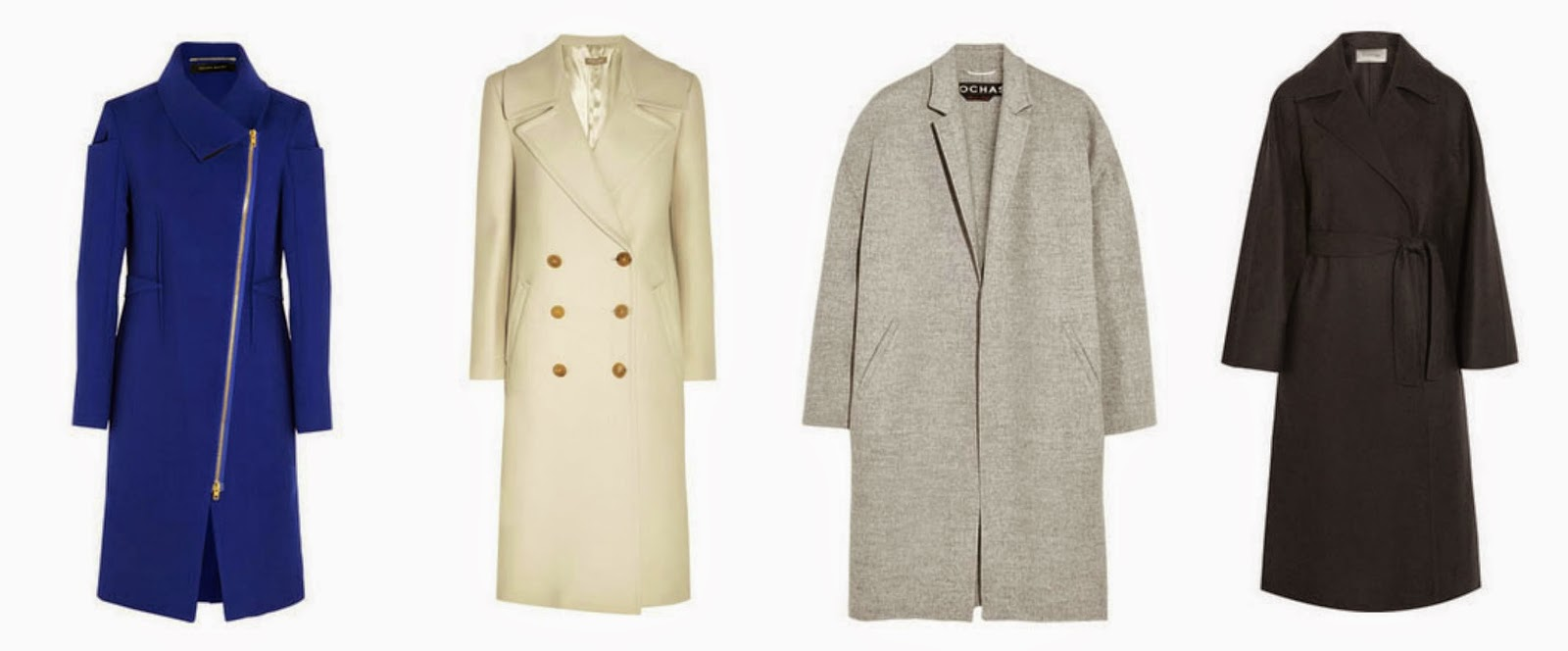 rebajas sales net a porter valentino Rochas Michael Kors Roland Mouret abrigos coats fashion