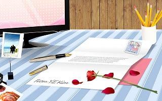 les plus belle lettre amoureuse