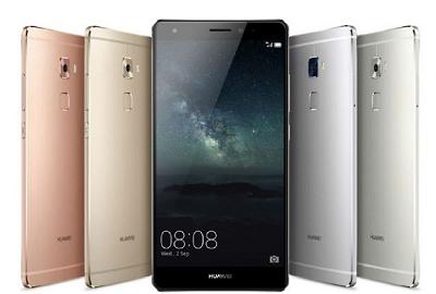 Harga Huawei Mate S terbaru