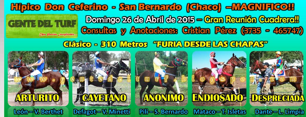 San Bernardo Mas 26-04
