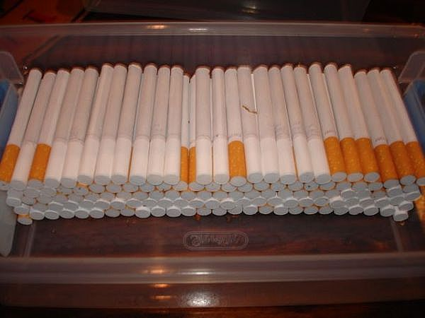 the cost of Gauloises cigarettes