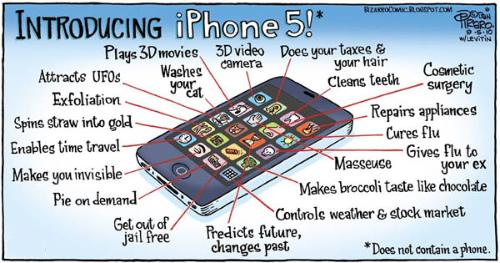 iphone 5 features. Introducing iPhone 5 Features