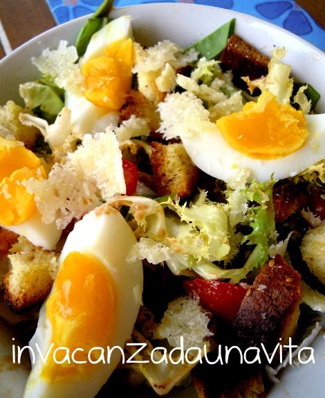 cesar salad eretica