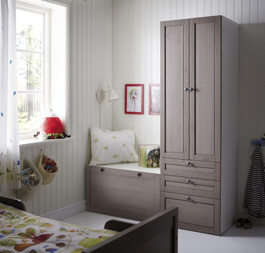 Cat logo ikea 2012 ni os ambientes con los nuevos - Catalogo ikea dormitorios ninos ...