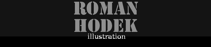 Roman Hodek illustration