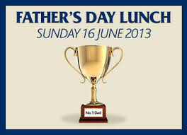 Fathers Day 2013 logo