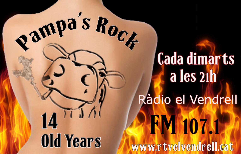 DESDE EL 12 DE ABRIL, ÓSCAR BEORLEGUI,UN MARTES AL MES, EN EL PAMPA´S ROCK!!
