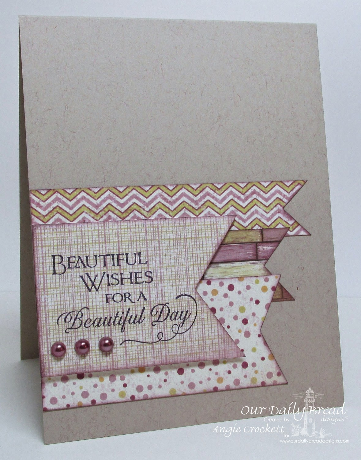 ODBD Sentiments Collection 2, Rustic Beauty Designer Paper Collection, Card Designer Angie Crockett