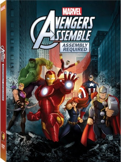 Marvel's Avengers Assemble Complete Season 1 WEB-DL x264 AAC - FL