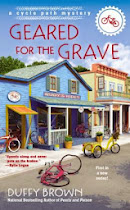 Giveaway: Geared for the Grave
