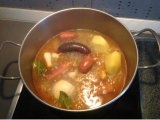 Como Cocinar Alubias De Bote | Fabada Con Alubias De Bote Cocina242