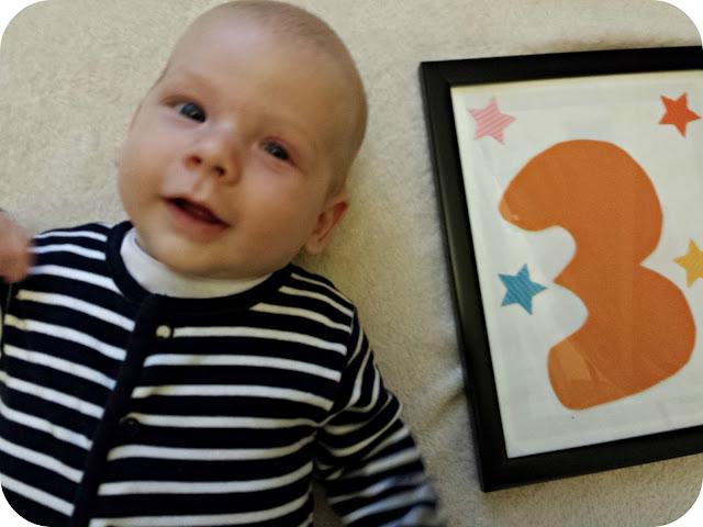 3 months old, 3 month old baby boy, newborn baby boy, 3 months in