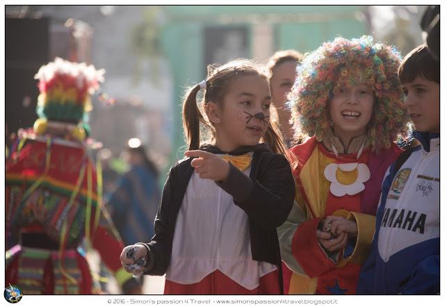 Carnevale cantù maschera bimbi