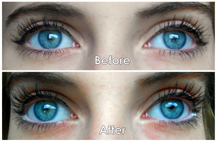 how to put on elf natural lash kit