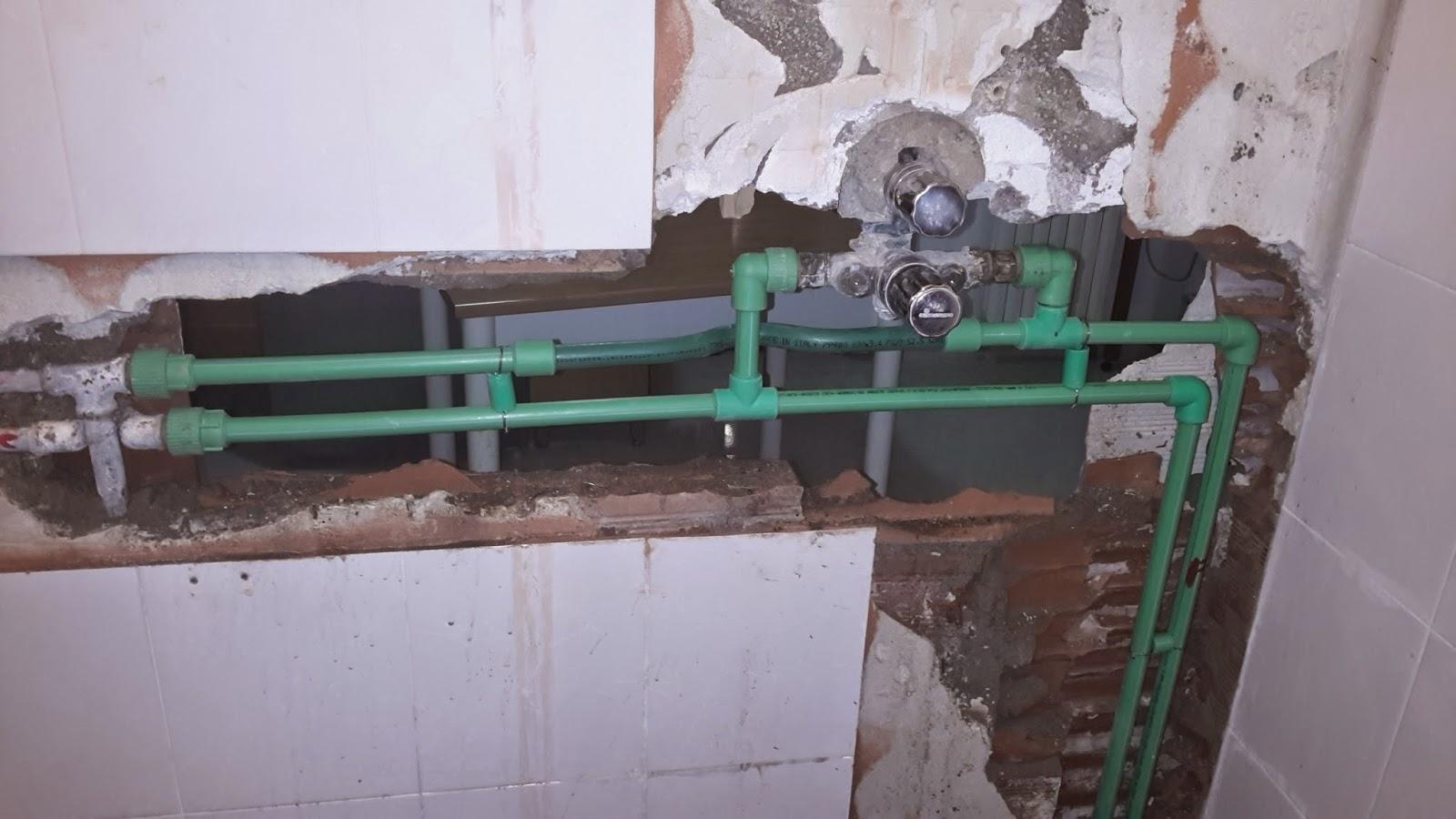 Il blog dell 39 idraulico modifiche impianto idraulico - Impianto idraulico bagno ...