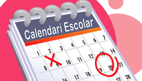 CALENDARI ESCOLAR