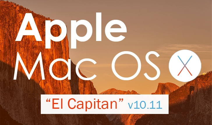 Apple Mac OS X 10.11 'El Capitan' unveiled at WWDC 2015
