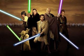 Sabres de Luz - Jedis
