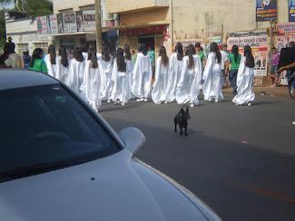 Desfile 7 Setembro
