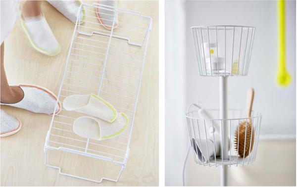 Vivere a piedi nudi living barefoot: IKEA SPRUTT (e