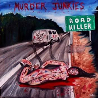 Murder Junkies - 'Road Killers' CD Review (MVD Audio)